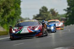 #51 AF Corse Ferrari 488 GTE EVO: Алессандро П'єр Гуіді, Джеймс Каладо, Даніель Серра