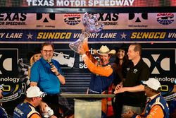 Scott Dixon, Chip Ganassi Racing Honda celebra