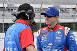Kyle Busch, Joe Gibbs Racing, Toyota Camry Comcast Salute to Service Juniper