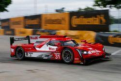 #31 Action Express Racing Cadillac DPi, P: Eric Curran, Felipe Nasr