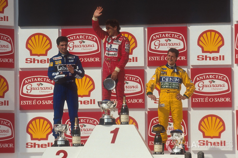 37 - GP do Brasil, 1993, Interlagos