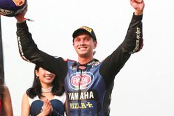 Podium: Michael van der Mark, Pata Yamaha