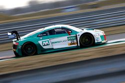 #29 Montaplast by Land-Motorsport Audi R8 LMS: Alessio Picariello, Christopher Mies