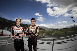 Pedro Hiltbrand, Alessandro Giardelli, CRG