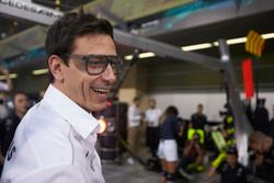 Toto Wolff, Executive Director Mercedes AMG F1