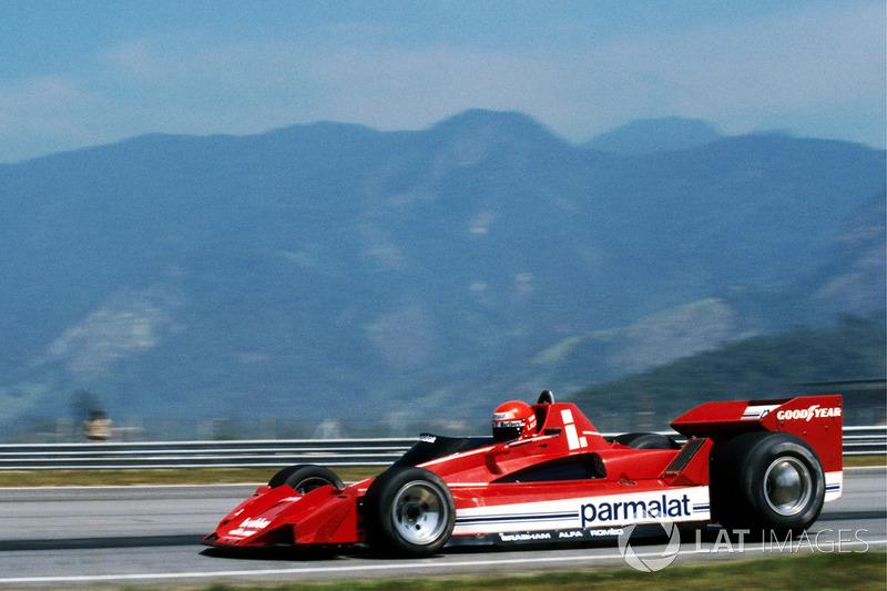 Niki Lauda, Brabham BT45C