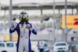 Race winner Dorian Boccolacci, Trident