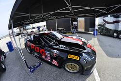 Equipos de trabajo en el #3 TA Chevrolet Corvette: Henry Gilbert of Performance Driving Group
