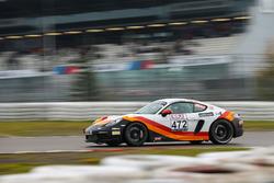 Peter Bonk, Marco Van Ramshorst, Porsche Cayman S
