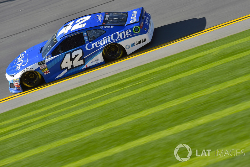 38. Kyle Larson, Chip Ganassi Racing, Chevrolet