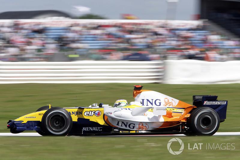 Giancarlo Fisichella, Renault R27