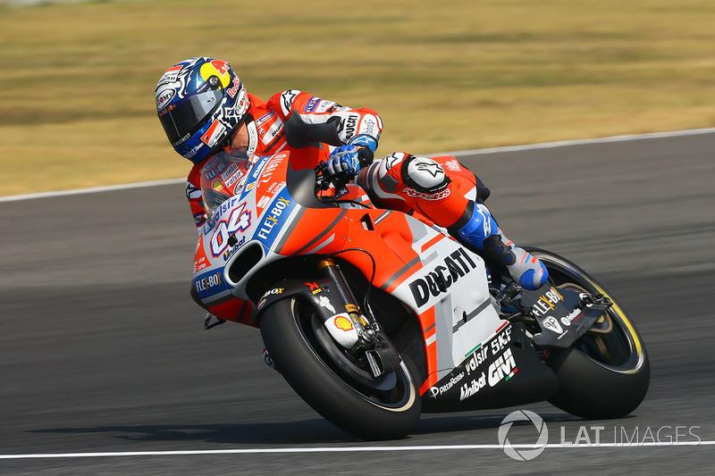 "<img src=https://cdn-1.motorsport.com/static/custom/car-thumbs/MOTOGP_2018/NUMBERS/dovizioso.png width=""55"" /> Andrea Dovizioso, Ducati Team"