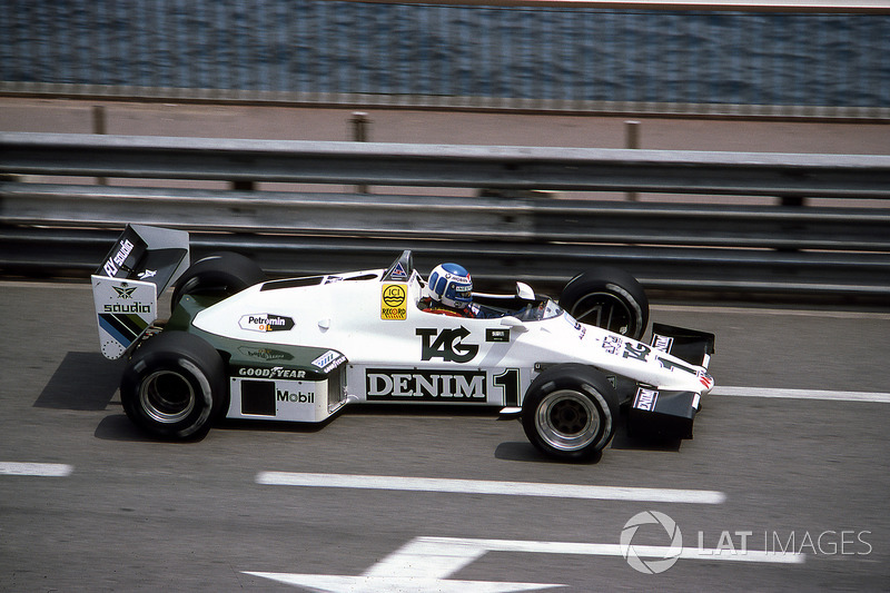 1983 : Williams-Cosworth FW08C