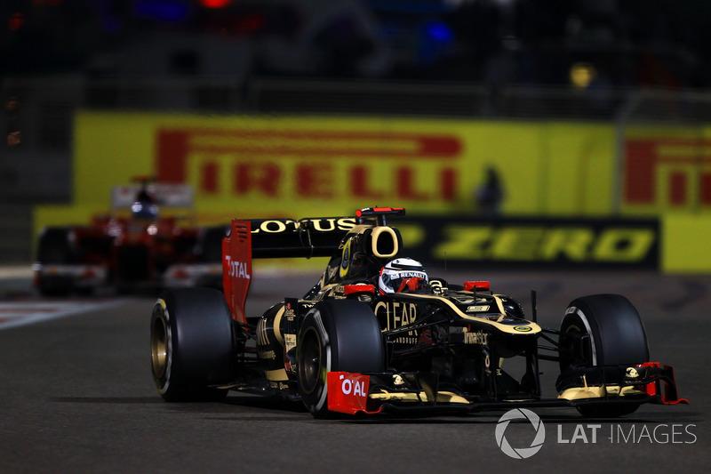 Kimi Räikkönen (Lotus, Ferrari)