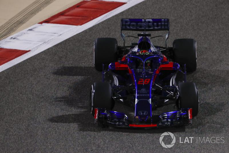 11. Брендон Хартли, Scuderia Toro Rosso