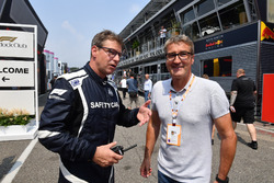Bernd Maylander, FIA Safety Car Driver and Bernd Schneider