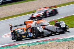 #40 G-Drive Racing Oreca 07 - Gibson: James Allen, Jose Gutierrez
