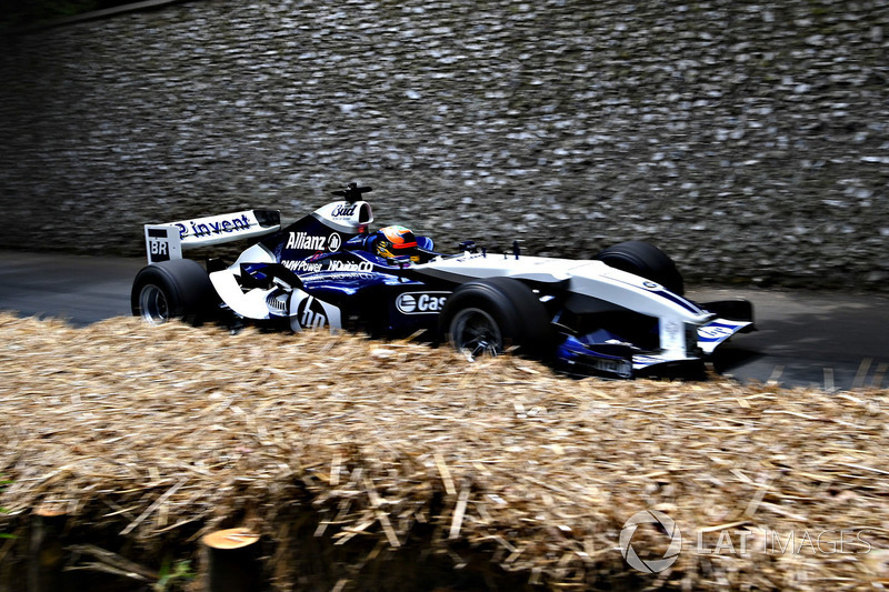Williams BMW FW26 Karun Chandhok