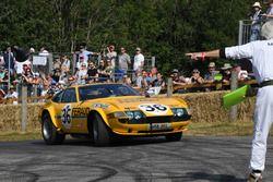 Annette Mason Ferrari Daytona