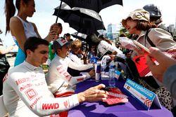 Jerome D'Ambrosio, Dragon Racing, Neel Jani, Dragon Racing