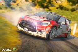 Скриншот WRC 6 Citroen