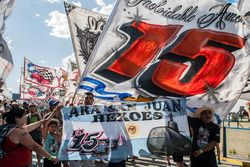 Chevrolet fans remembrance ARA San Juan