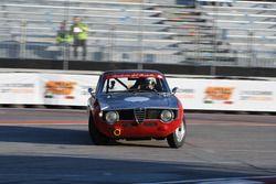 Eugenio Mosca, Alfa Romeo GT Veloce 2.0, Scuderia del Portello, testacoda