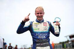 Ganador de la pole Ash Sutton, Team BMR Subaru Levorg