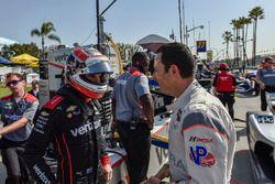 Will Power, Team Penske Chevrolet, Helio Castroneves