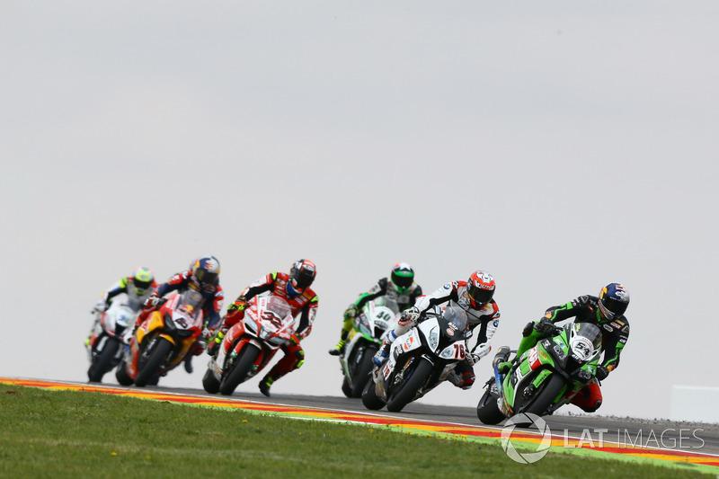 Toprak Razgatlioglu, Kawasaki Puccetti Racing, Loris Baz, Althea Racing