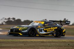 #98 Aussie Driver Search Mercedes-AMG GT3: Jaie Robson, David Reynolds
