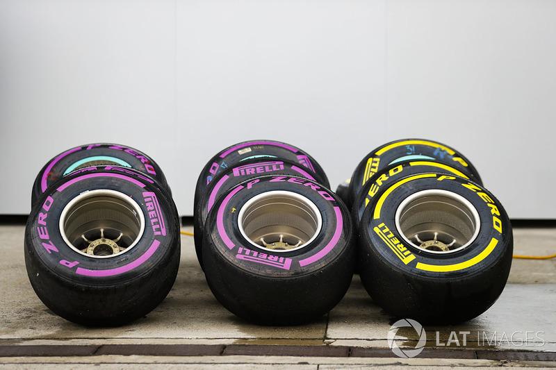 Llantas Pirelli