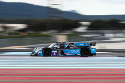 #4 Cool Racing by GPC, Ligier JS P3 - Nissan: Alexandre Coigny, Iradj Alexander, Antonin Borga