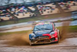 Кевин Эрикссон, Ford Fiesta ST, Olsbergs MSE