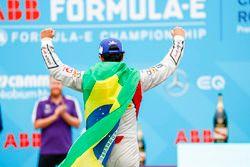 Lucas di Grassi, Audi Sport ABT Schaeffler, in 2nd position