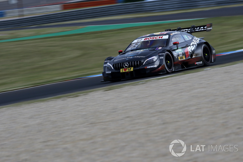 3. Daniel Juncadella, Mercedes-AMG Team HWA, Mercedes-AMG C63 DTM