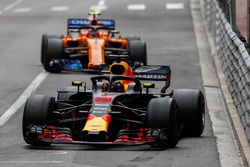 Даніель Ріккардо, Red Bull Racing RB14, Стоффель Вандорн, McLaren MCL33