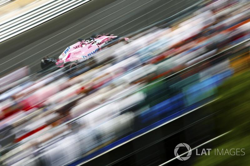 9: Серхио Перес, Force India VJM11 – 1:12.154