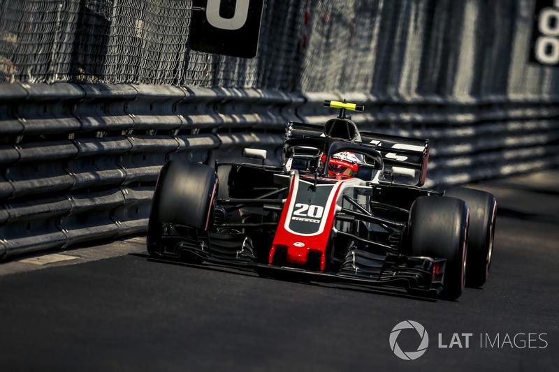 13. Kevin Magnussen, Haas F1 Team VF-18