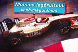 Monaco legőrültebb tech-fejlesztései