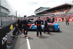 SMP Racing takım elemanları