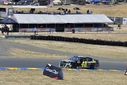 Jimmie Johnson, Hendrick Motorsports, Chevrolet Camaro Lowe's for Pros, Hendrick Hospitality