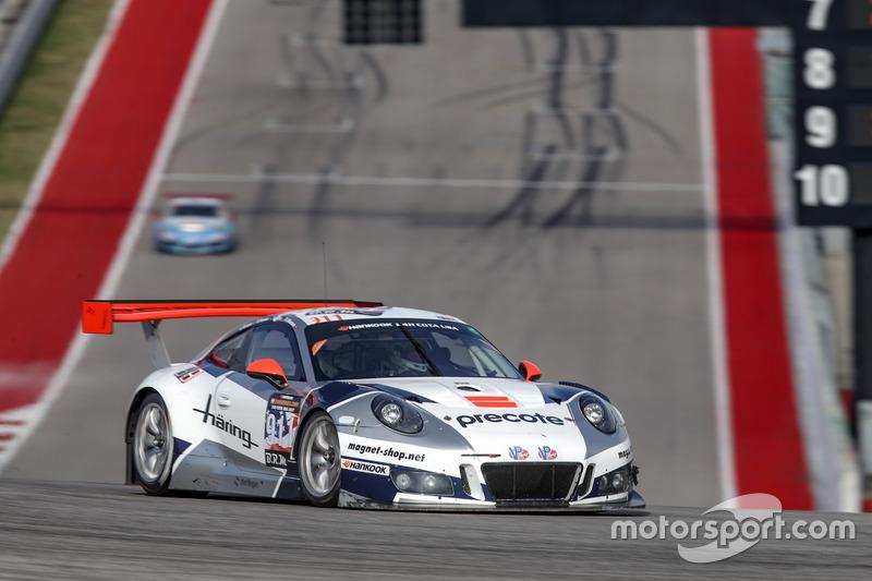#911 Herberth Motorsport, Porsche 991 GT3 R: Daniel Allemann, Ralf Bohn, Robert Renauer, Alfred Renauer