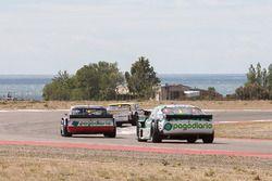 Agustin Canapino, Jet Racing Chevrolet, Matias Rossi, Nova Racing Ford