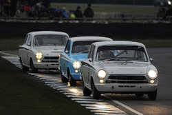 Sears Trophy Andrew Wolfe Lotus Cortina