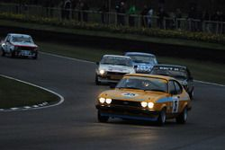Gerry Marshall Trophy Part 1 Ford Capri Blomqvist Skid Scarborough