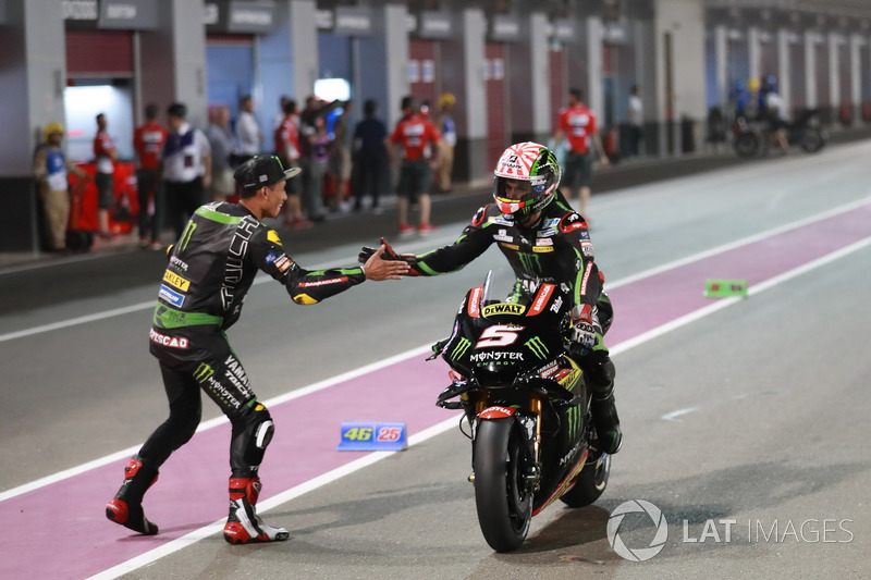 Hafizh Syahrin, Monster Yamaha Tech 3 Johann Zarco, Monster Yamaha Tech 3