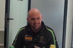 Giorgio Sanna, Lamborghini Squadra Corse