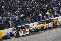 Dale Earnhardt Jr., Hendrick Motorsports and Kyle Busch, Joe Gibbs Racing
