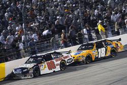 Dale Earnhardt Jr., Hendrick Motorsports y Kyle Busch, Joe Gibbs Racing